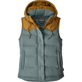 Patagonia Bivy Hooded Vest Women shadow blue
